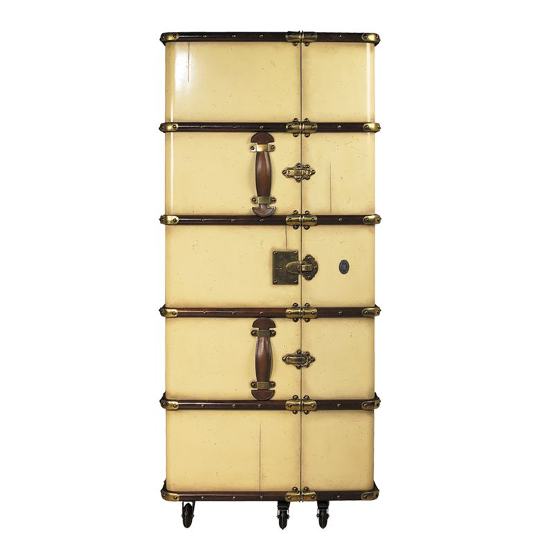 NewportStyle.net® - The Newport Mansions Stores :: Living :: Furniture :: 1930s Style Stateroom Trunk Bar