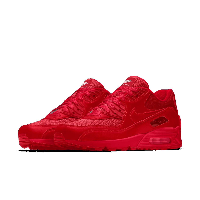 Nike Air Max 90 Hyperfuse PRM Solar Red 454446 600 Cheap