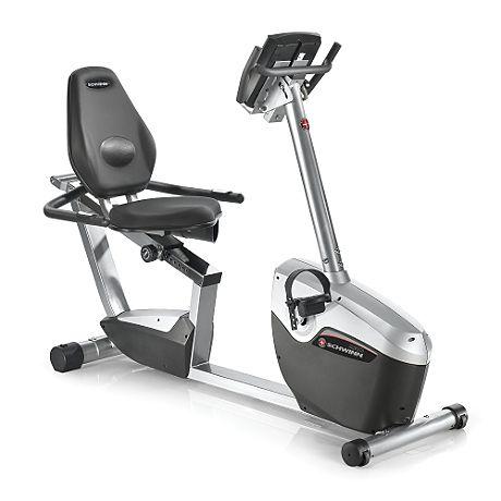 Schwinn 230 Recumbent Exercise Bike After Open Heart Surgery