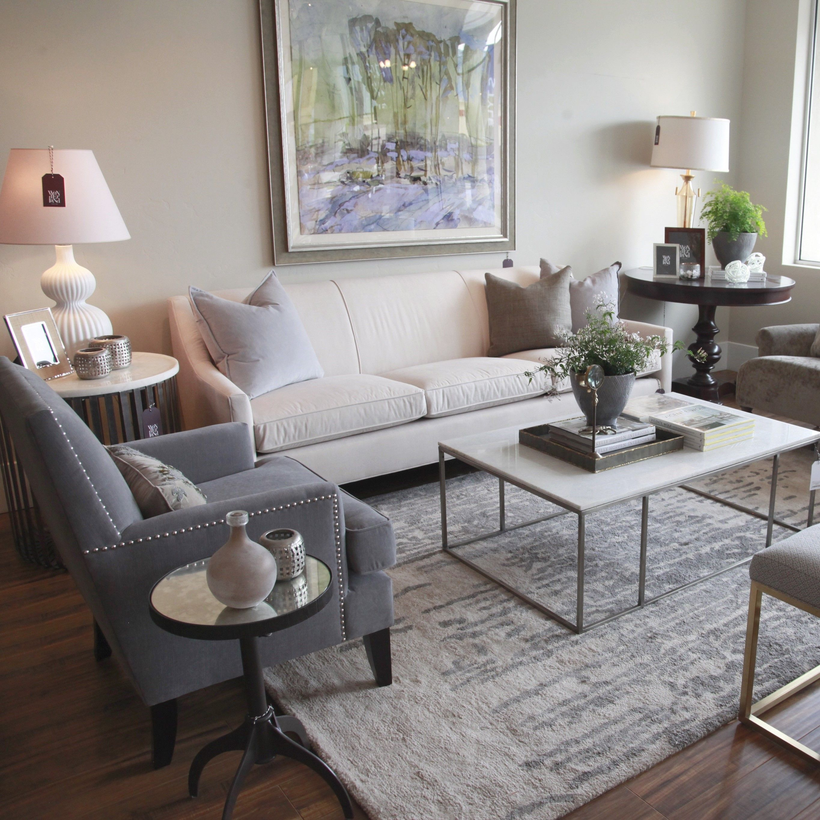 Chic Elegance Of Neutral Colors For The Living Room 10 Amazing Examples: Wonderland - Stylish & Afforable