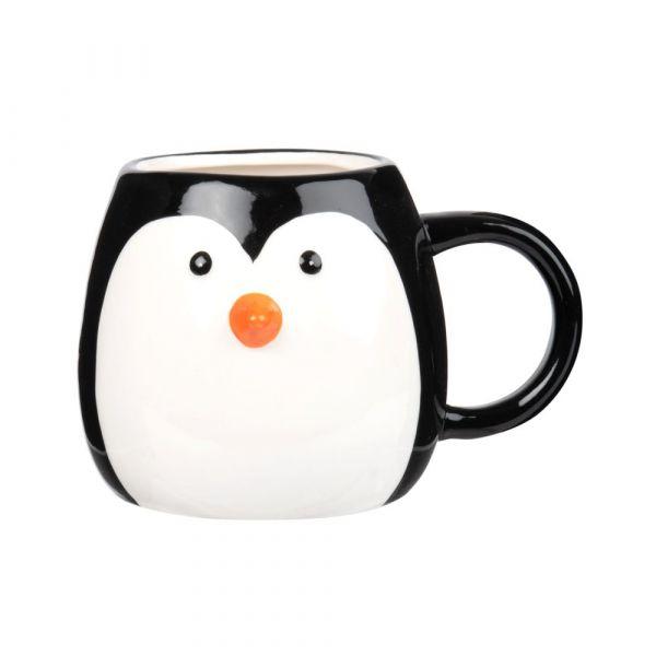 Stoneware Penguin