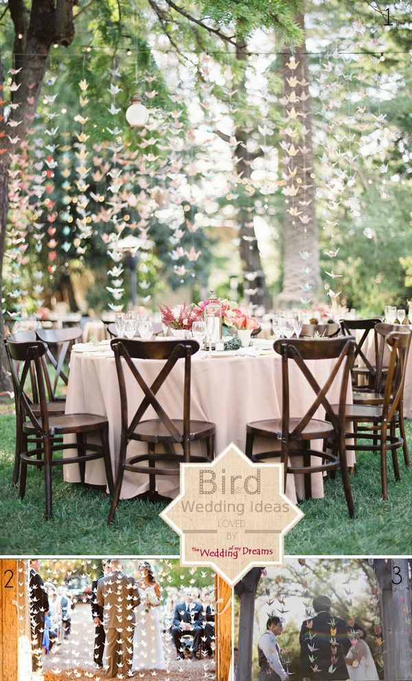 Love Bird Wedding Theme Ideas Wedding Idea Pinterest
