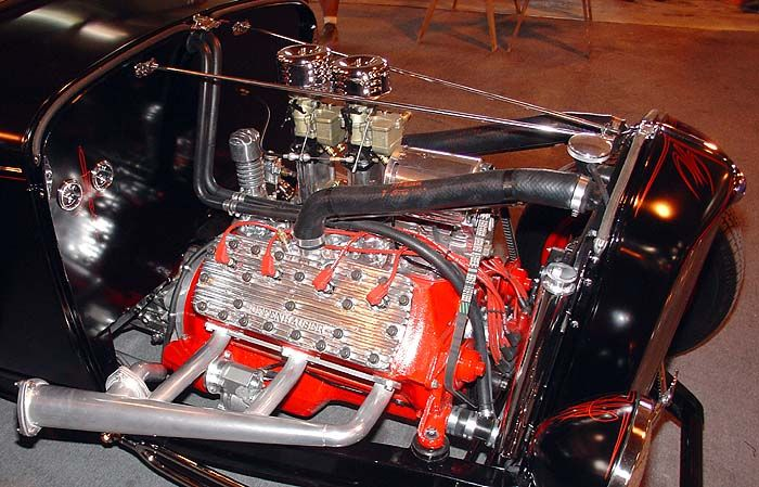 32 ford with flathead v8 from h h 32 ford ford pickup trucks rat rod 32 ford ford pickup trucks