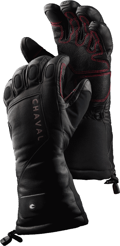 Chaval Heated Gloves Our High Tech Heated Gloves Mitts With Independent Temperature Regulation In Each Finger May Be Heated Gloves Hand Warmers Mens Journal