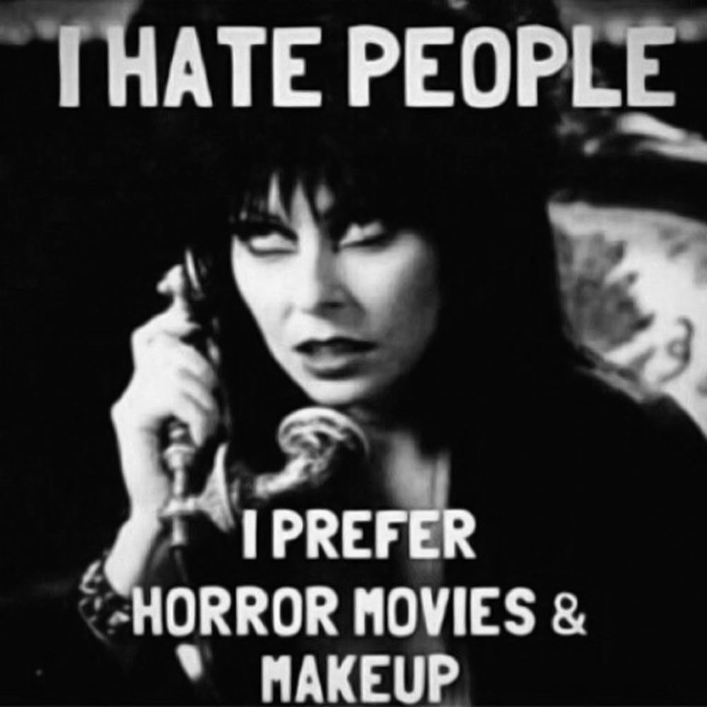Horror Movie Quotes: Love Horror Movies Because Quotes - Google Search