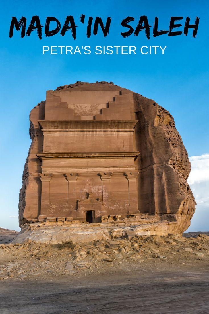 Exploring Mada In Saleh The Little Known Sister City To The Nabataen Capital Of Petra Jordan Jordan Travel Travel Spot Travel