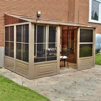 W1209 1 2 102 Add A Room 10 Ft X 12 Ft Solarium Add A Room Gazebo Gazebo Pergola