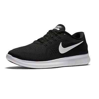 Nike RN Running Shoes Black Mens Size 10.5 831508-001