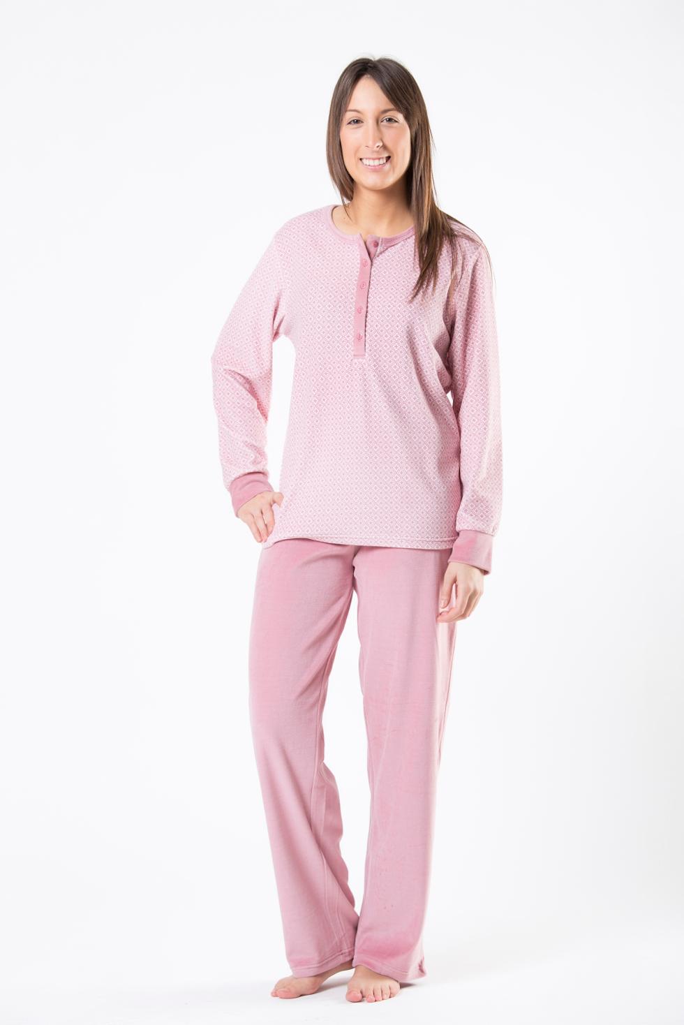 pijama mujer rosa Woman fashion ropa noche Cue pijama bata mujer ...