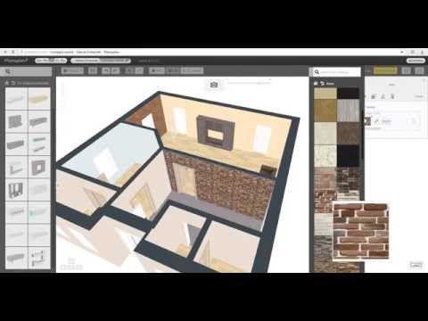 Kostenloser 3D Raumplaner zur Gestaltung von Innenräumen