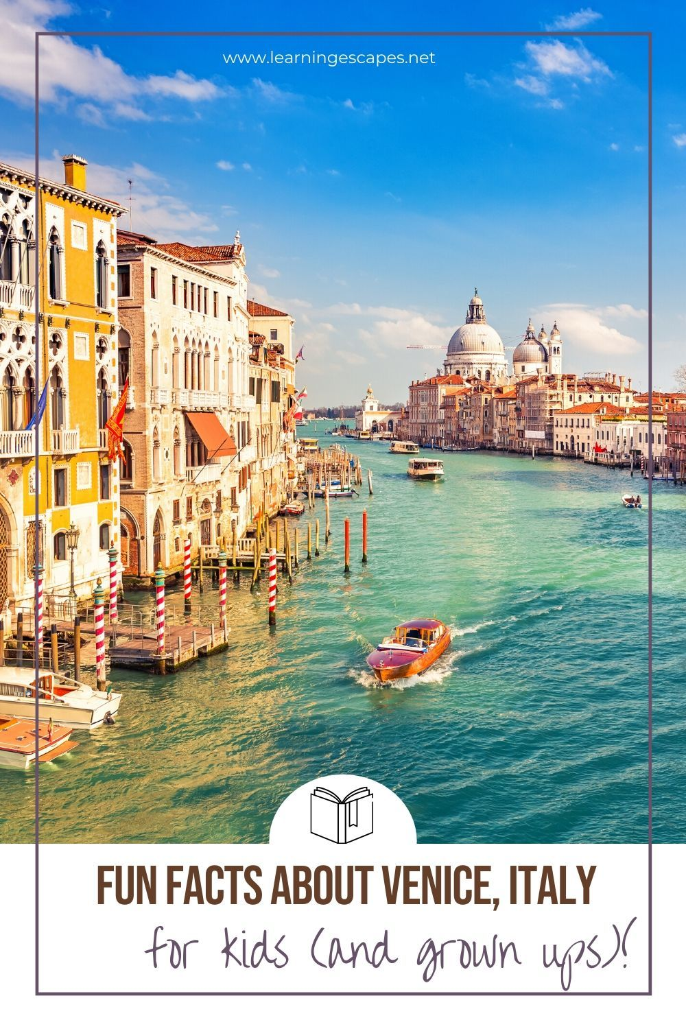 Fun facts about Venice for kids (and curious adults ...