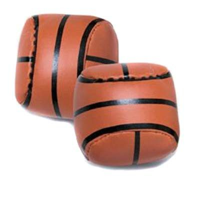 Mini Foam Basketballs   12ct