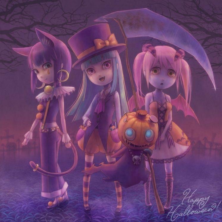 Halloween 2010 by ~Daiyou-Uonome on deviantART