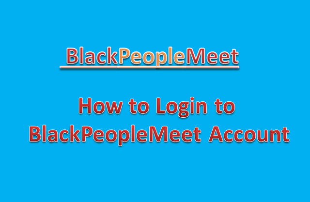 Blackpeoplemeet login app