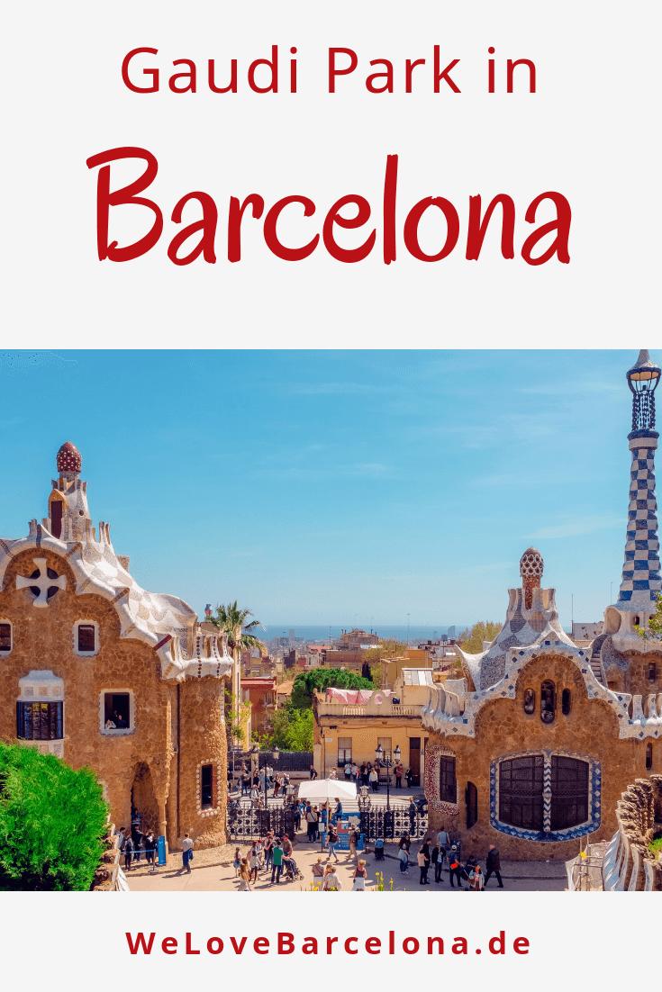 Park Güell Tickets: ♥ Gaudi Park in Barcelona – Lohnt sich ein Besuch?