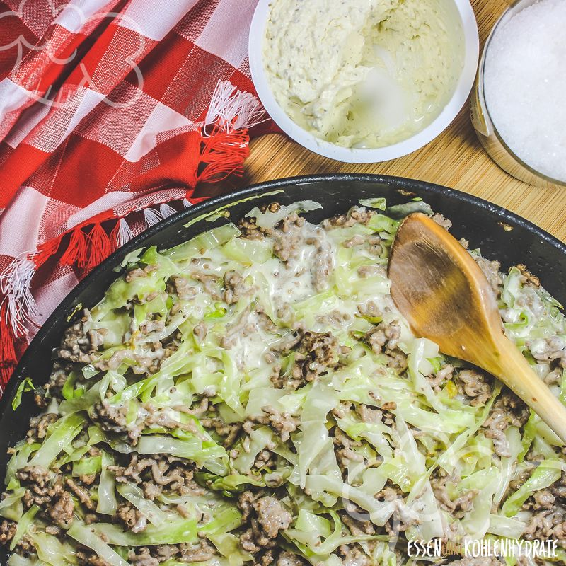 Photo of Pointed Cabbage Chop Pan – Eat Without Carbs