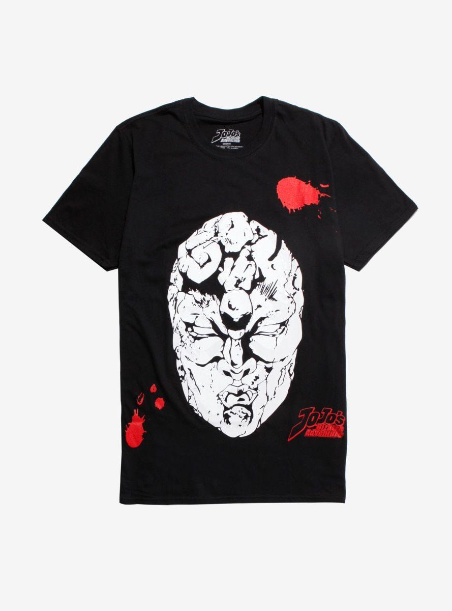 JoJo's Bizarre Adventure Stone Mask T-Shirt in 2019 | Products