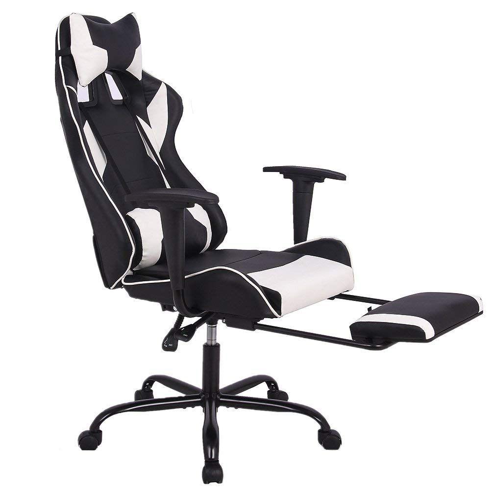 Homall Giratria De Couro Executivo Cadeira Jogos Esti Dxracer Racing Series Oh Rv001 Nv Black Violed Top 10 Best Gaming Chairs In 2018 Reviews Buyers Guide