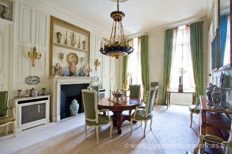 Helene Rochas Dining Room