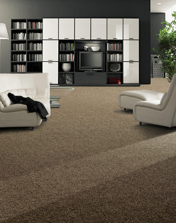 Royal Twist Baron Brown Carpet