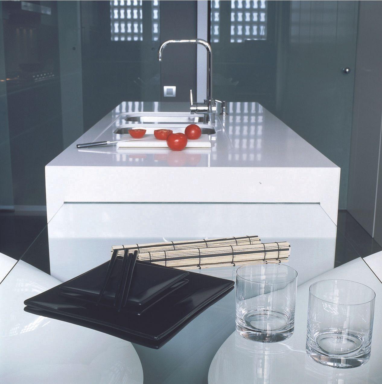 Silestone ist ein innovatives Oberflächenmaterial.