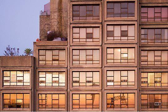 Wow! Stacked Apartment Blocks Sydney