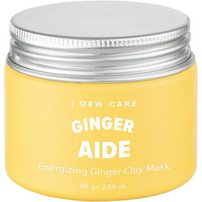 MEMEBOX I DEW Care Ginger Aide Clay Mask