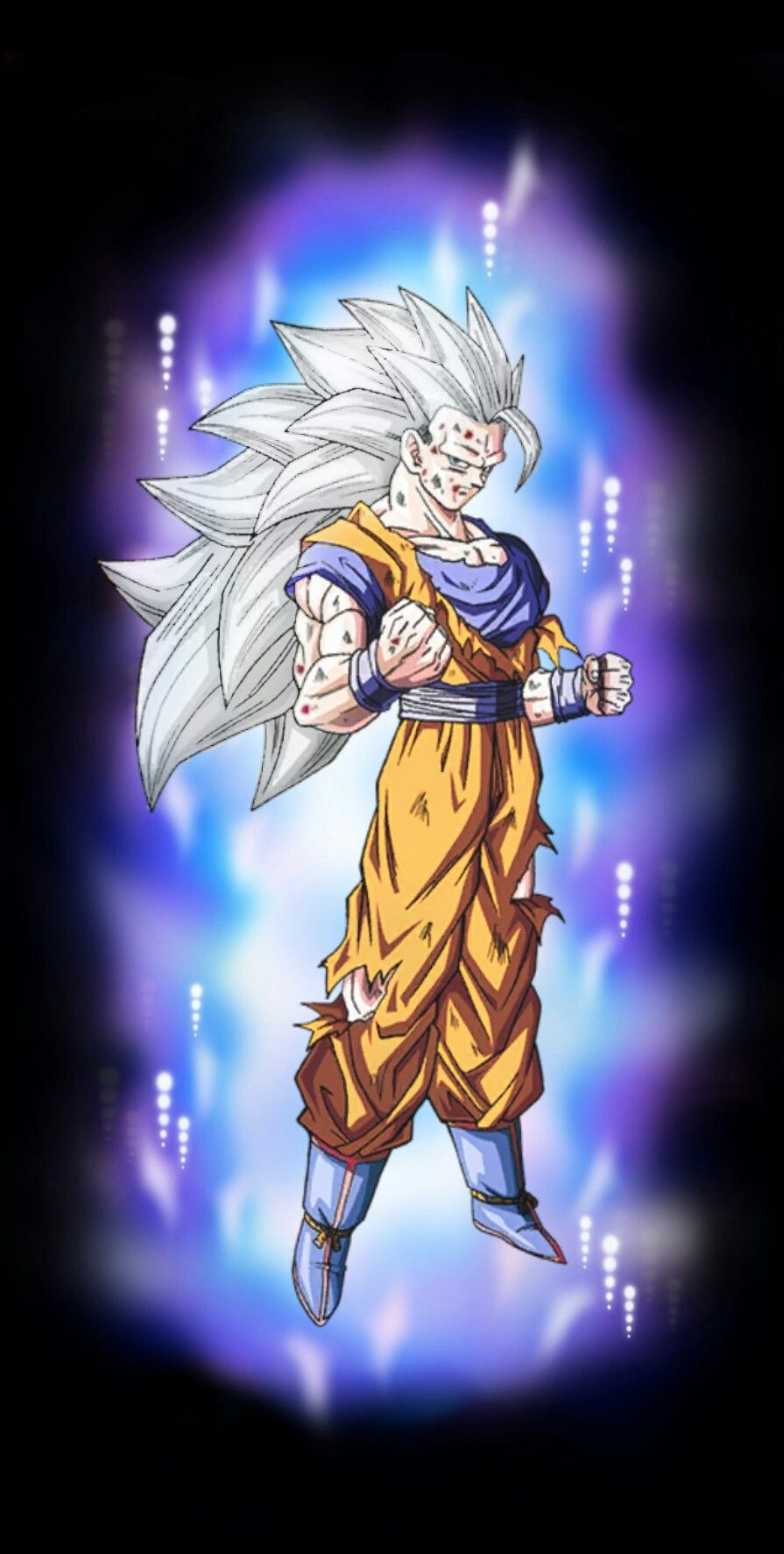 Goku Ssj3 Mastered Ultra Instinct Dragon Ball Super Personajes De Dragon Ball Fotos Goku Dragones