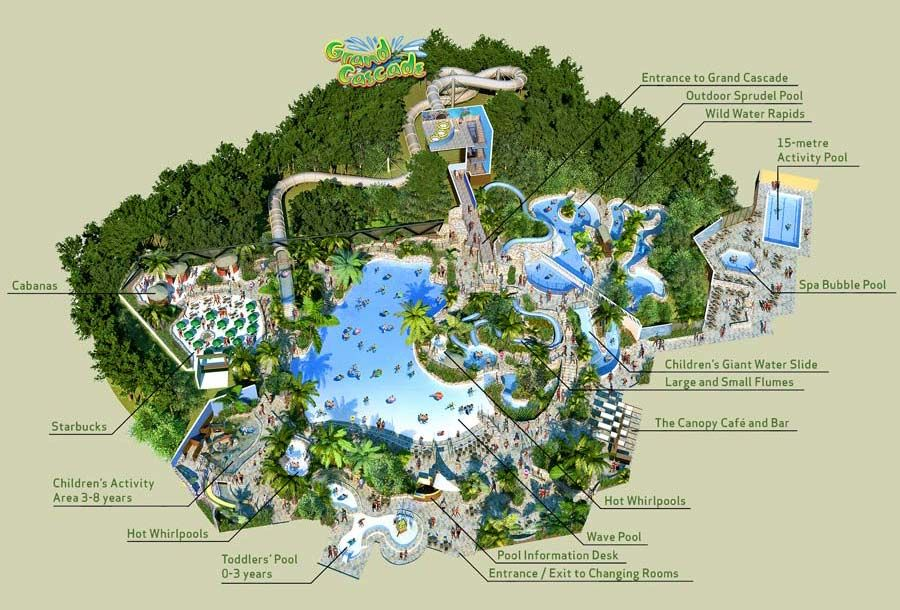 Sherwood Forest Stsp Map Center Parcs The Subtropical Swimming Paradise Pinterest