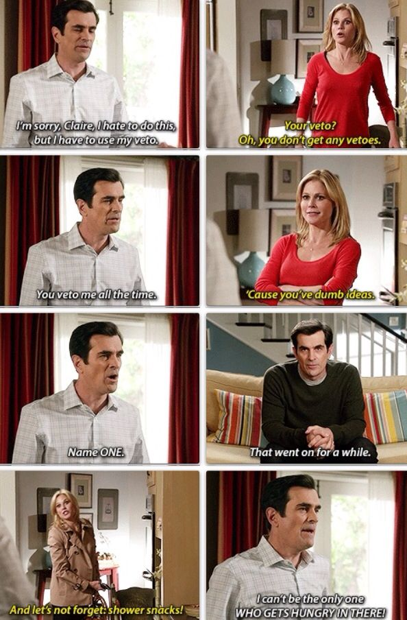 Maybe Not That Unique Modern Family Funny Modern Family Phil Modern Family