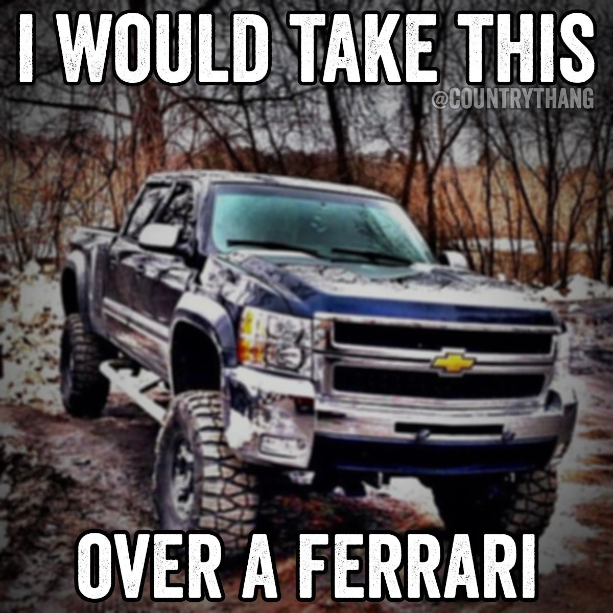Dodge Quotes I Would Take This Over A Ferraricountrythang