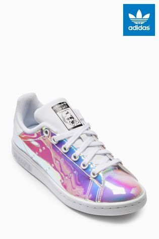 659bd7fc814 Buy Holographic adidas Originals Stan Smith from the Next UK online shop