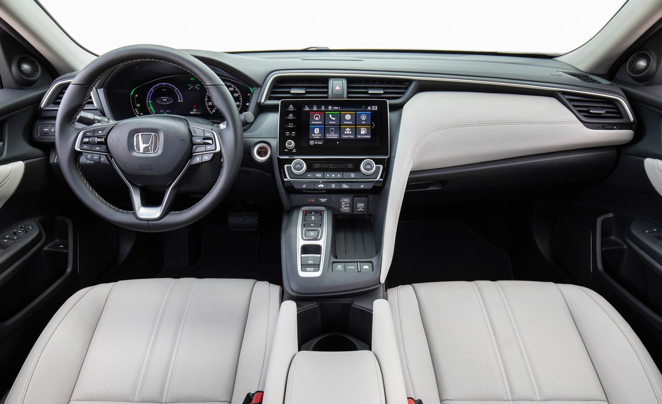 2021 Honda Accord Sport Interior Concept Release Date Price Honda Insight Honda Accord Sport Honda Accord Touring