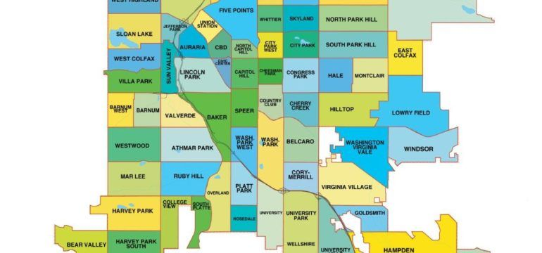 Denver Neighborhoods Contact Lisa Reich about the Colorado real
