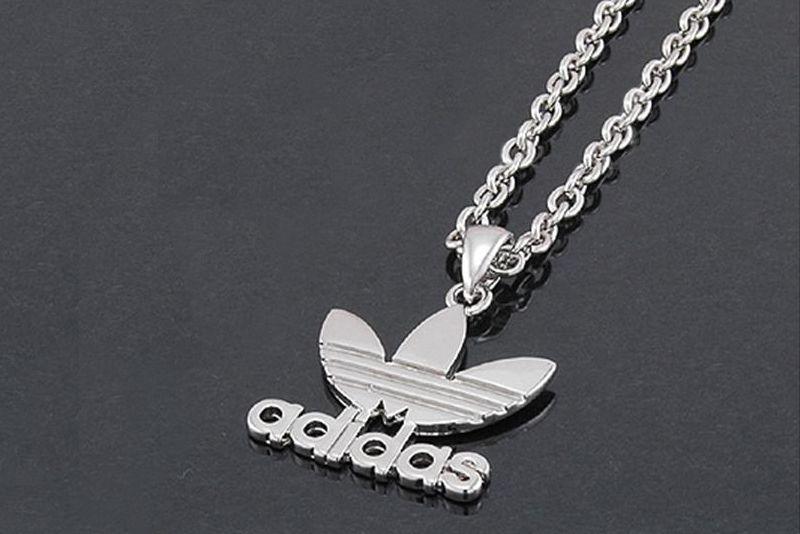 promo code 73e6d 84d6a adidas necklace   Clothes   Gold adidas, Adidas, Adidas logo
