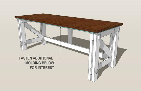homemade office desk. custom computer desk plans homemade office
