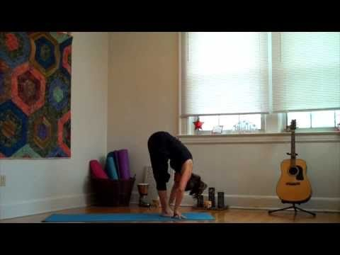 sun salutations  fitness challenge with images