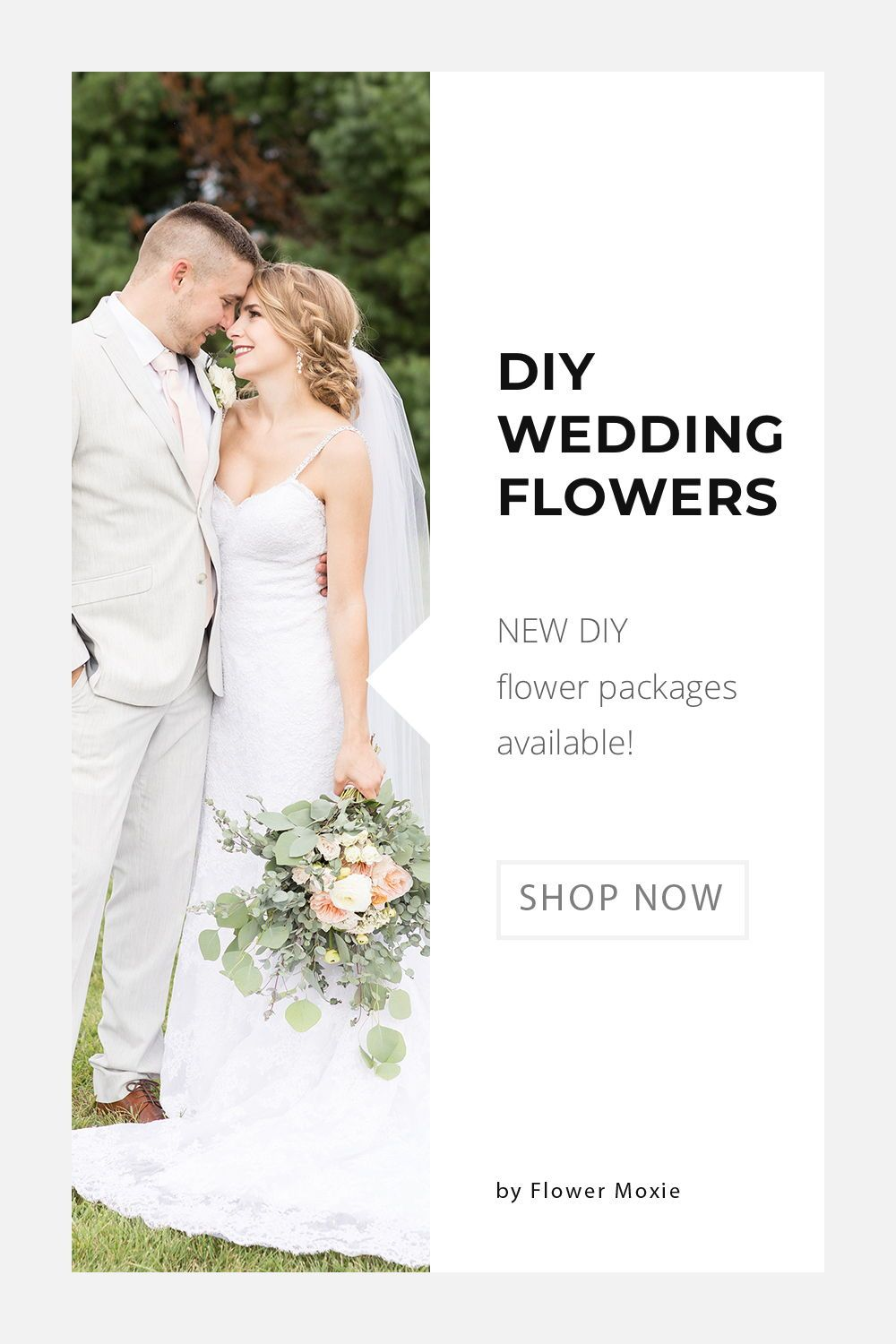 Get Inspired By Our Wedding Flower Packages Mix Match Flowers To Achieve The Look You Want O Wedding Flower Packages Flower Packaging Online Wedding Flowers