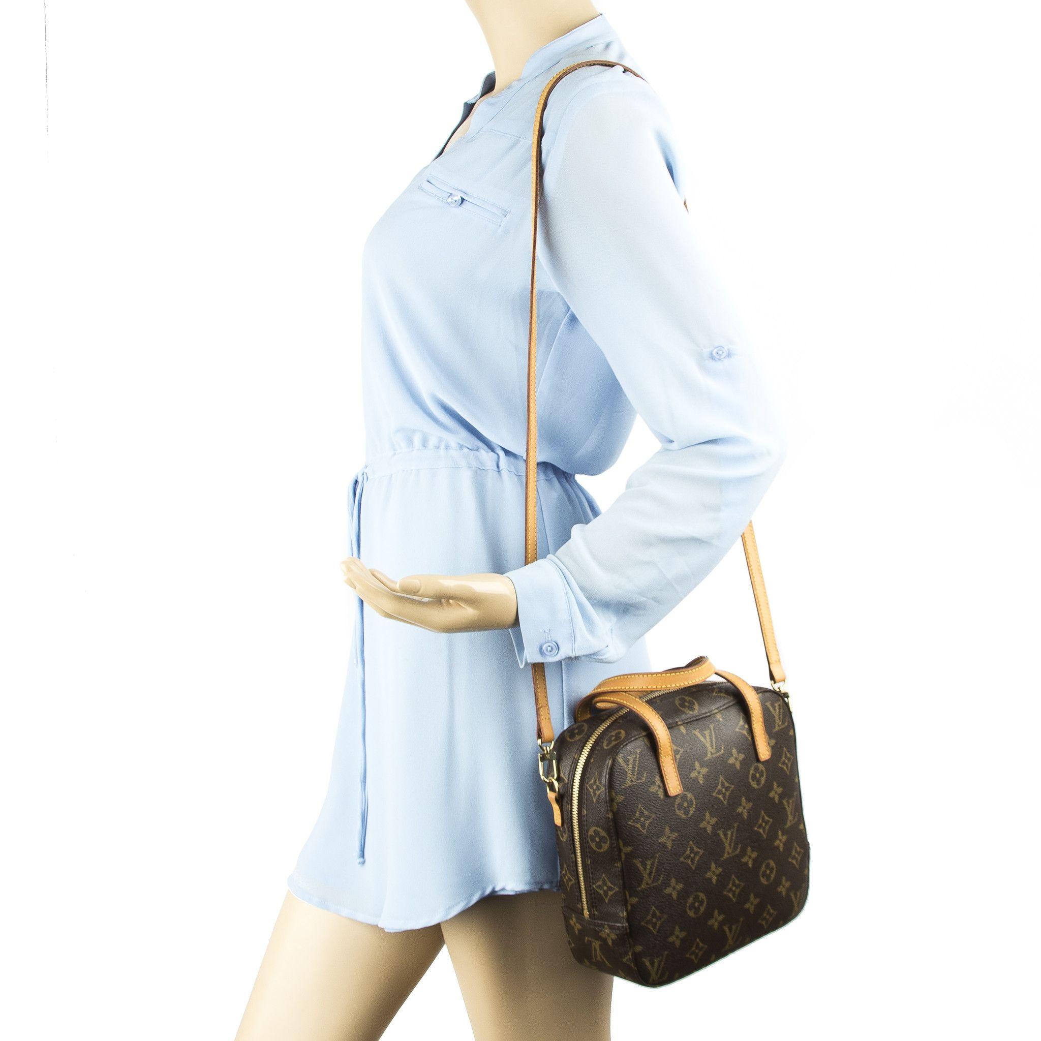 126011d7b573 Louis Vuitton Monogram Spontini Bag (Authentic Pre Owned) - 2899004