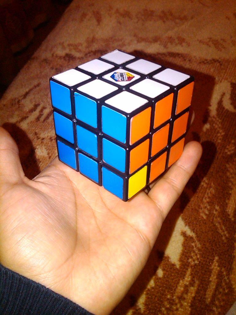 A Un Paso Cubo Rubik Rubik Cubos