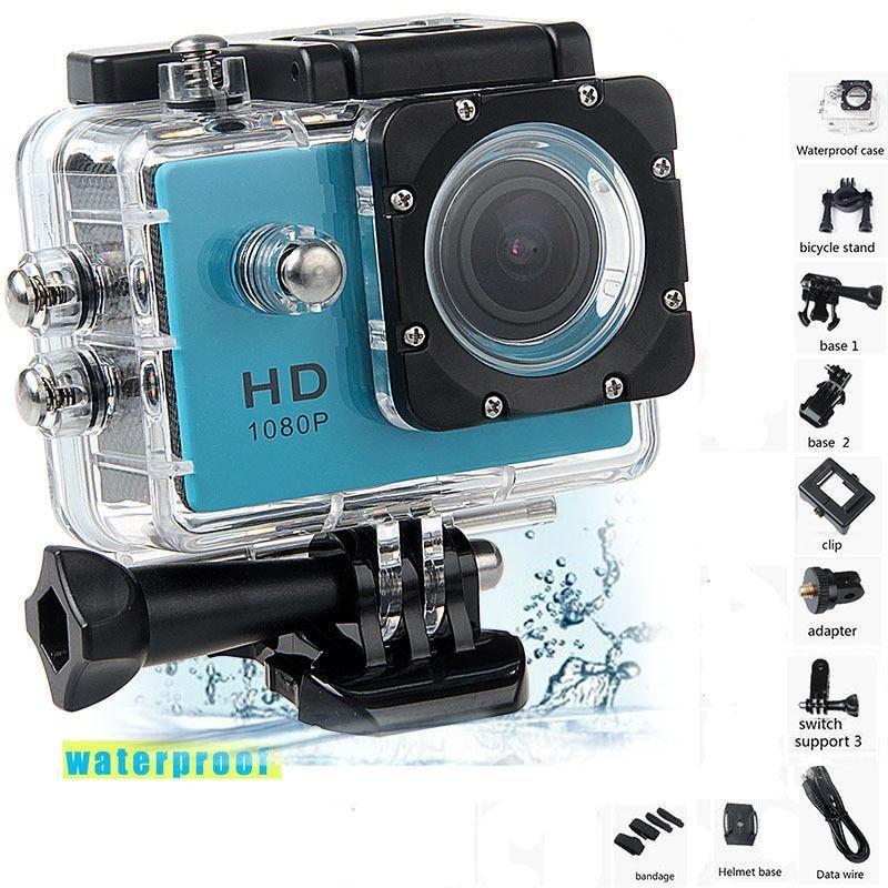 Water proof Mini Camera Full HD 1080P Action Sport