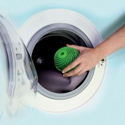 Green Wash Ball Washing Ball Laundry Balls Detergent Storage