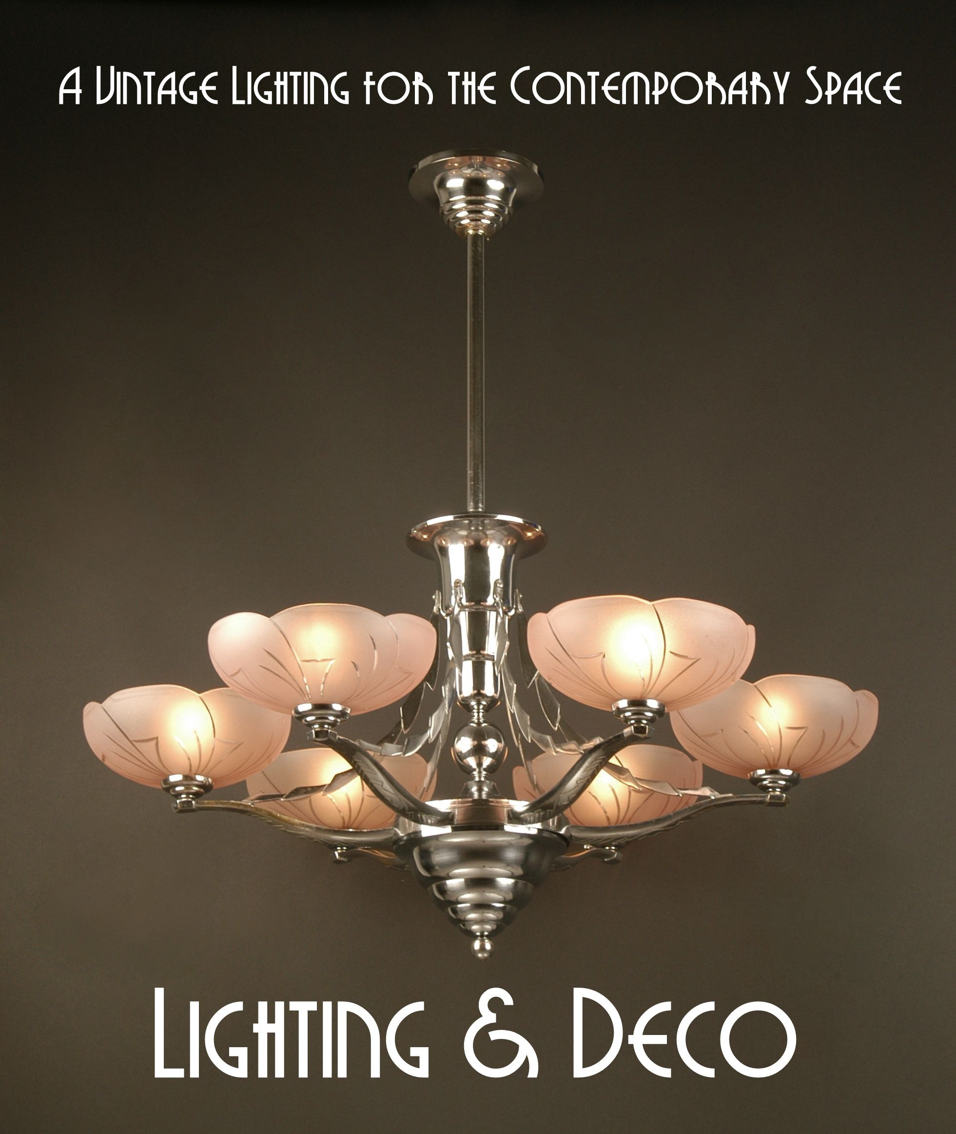 A Vintage Lighting For The Contemporary Space Le Luminaire Ancien