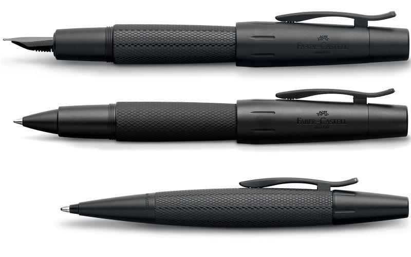Faber-Castell e-motion Nib Pure Black