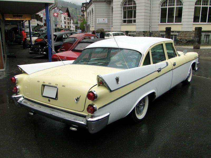 dodge custom royal sedan 1957 4