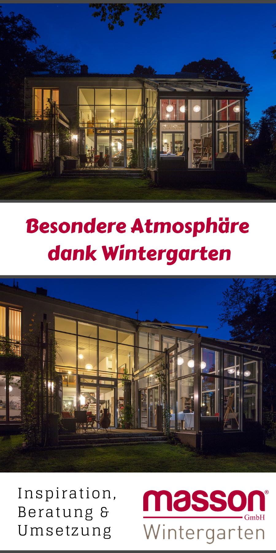 Wintergarten Sorgen Fur Eine Ganz Besondere Atmosphare Schaffen