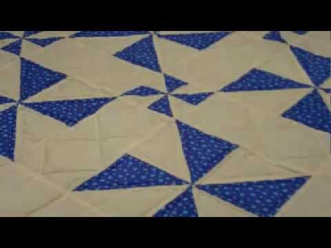 Basic Easy Quilt Patterns Quick Pinwheel Quilt Block Youtube