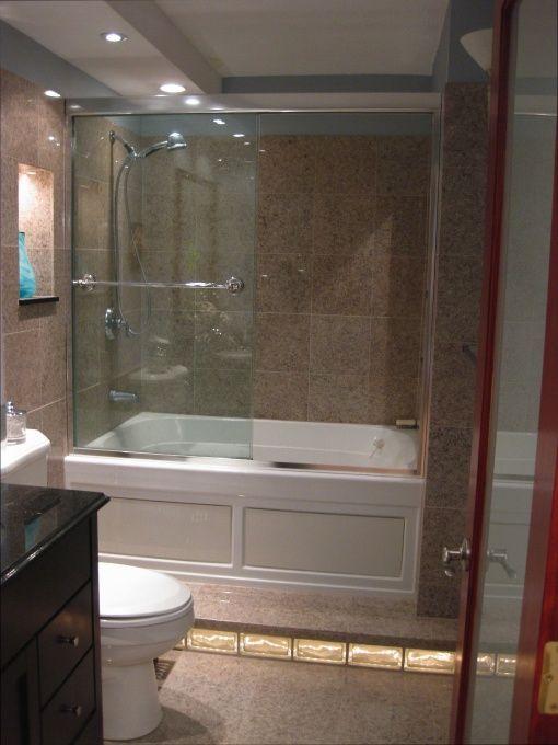 Tile Oversized Tub Glass Doors Tub With Glass Door Bathtub