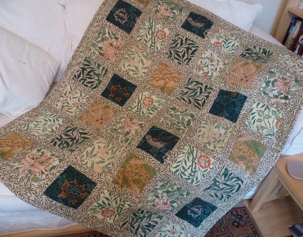 William Morris Quilt Quilts And Designs William Morris