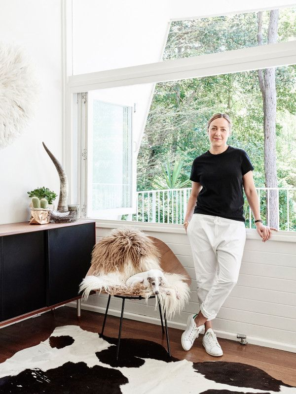 Louise and Graeme Bell Design files House and Interiors